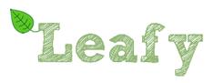 Leafy Logo