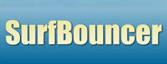 SurfBouncer Logo