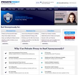 Private Proxy
